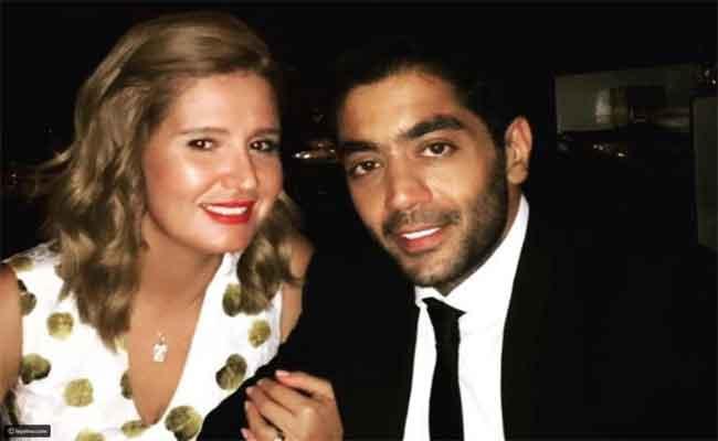 هنا شيحة وأحمد فلوكس  ينفصلان رسميا بعد أقل من عام على زواجهما...