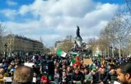 الحراك الشعبي : الجالية بفرنسا متشبتة بالتغيير