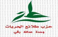 حزب طلائع الحريات :  الجزائر