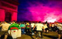 اعتداء قرابة 30 شخصا مقنع على جزائريين بمدينة ليون الفرنسية