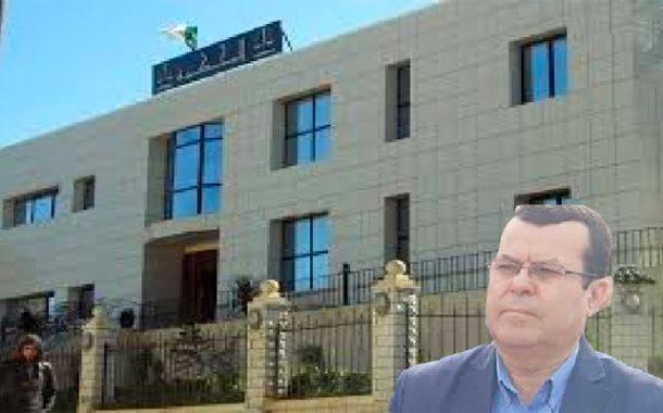 التماس 8 سنوات سجنا نافذة في حق السناتور ماليك بوجوهر