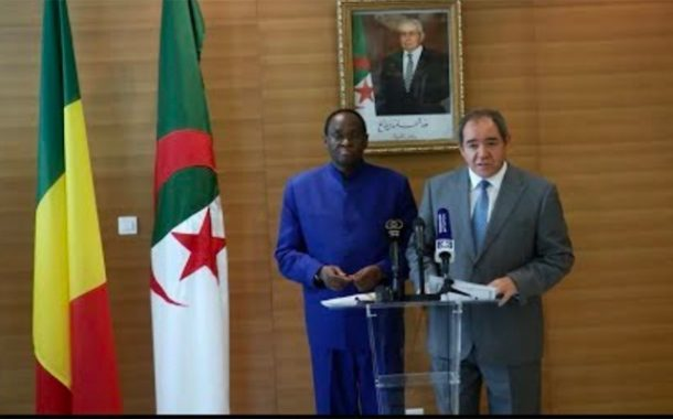 محادثات بين وزيري خارجية الجزائر و مالي حول اتفاق السلم و المصالحة في مالي