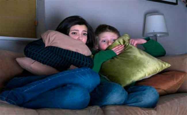 تأثيرات أفلام الرعب على الأطفال...