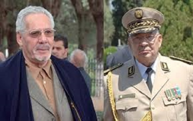 القايد صالح ينقلب على شريكه في العشرية السوداء السفاح خالد نزار