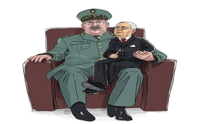 هل سيتهور القايد صالح ويلعب بورقة الحرب مع الجيران