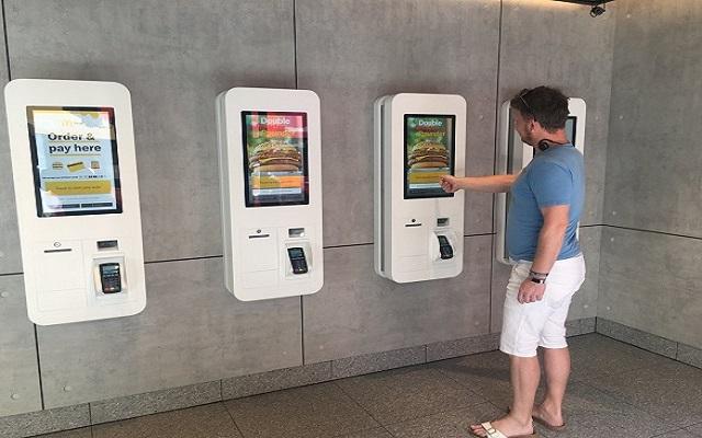 مطاعم ماكدونالدز تواكب التقدم التكنولوجي...