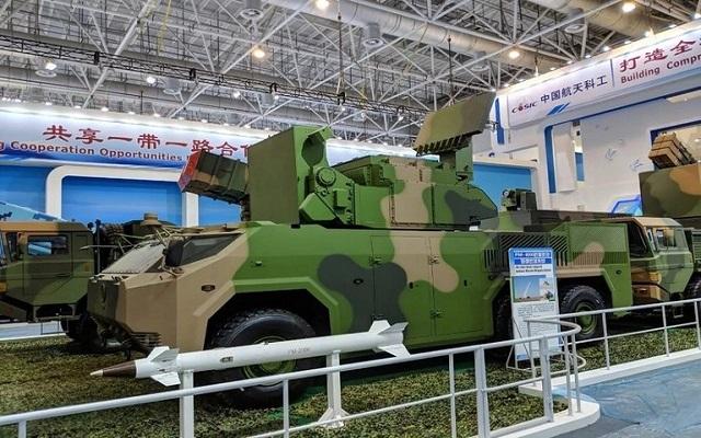 الصين تطلق منظومة ليزر للدفاع الجوي بتكنولوجيا متطورة...