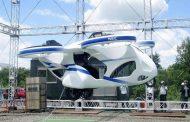 اليابان تطلق سيارة طائرة...