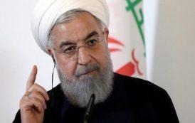 ايران تهدد وقف صادرات إيران النفطية سيهدد الممرات المائية