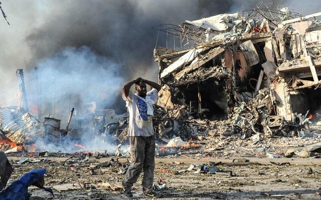 في غارة أمريكية قتل 18 من مسلحي