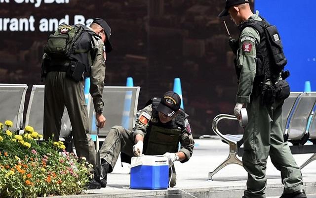 قبيل اجتماع آسيوي مهم تفجيران في بانكوك