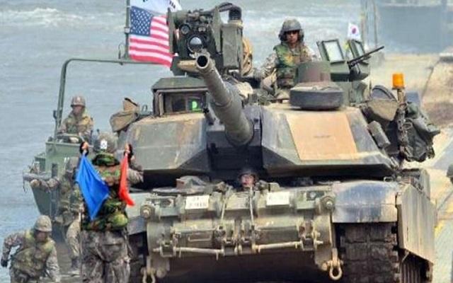 مناورات عسكرية بين سيئول وواشنطن تغضب بيونغيانغ