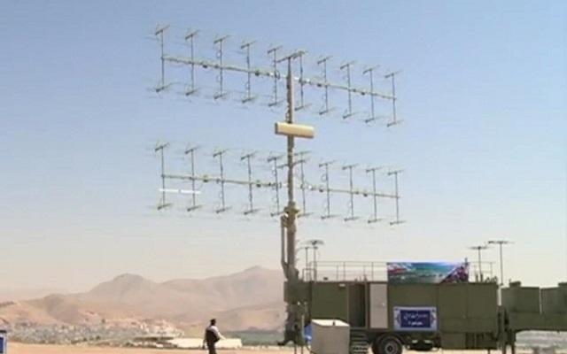 إيران تزيح الستار عن أيقونتها الجديدة منظومة