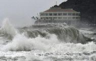 تشريد نصف مليون شخص في اليابان تحسبا لإعصار مدمر