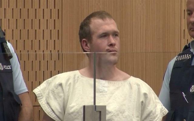 لم يتعظ سفاح نيوزيلندا ينشر رسالة تحرض على كراهية من السجن