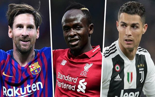 هؤلاء المرشحين للجوائز الفردية في أوروبا...