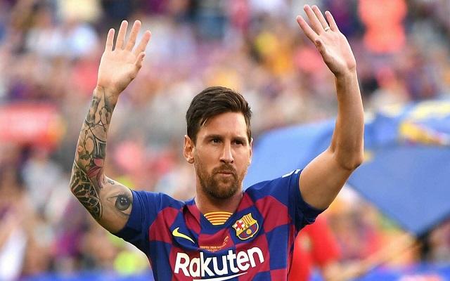 ميسي مهدد بالغياب عن افتتاحية الدوري الإسباني...