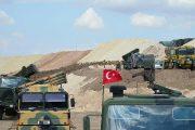 جيش بشار الأسد يحاصر نقطة مراقبة تركية