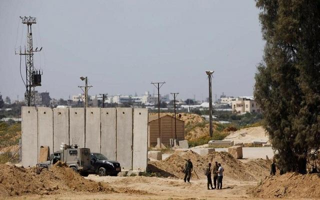 إسرائيل تطلب من حماس حماية الحدود!!!