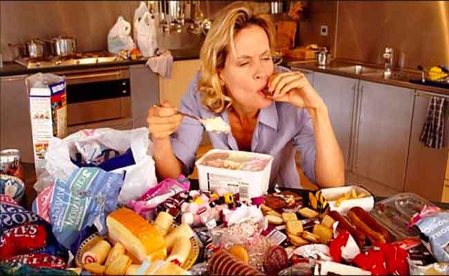 كيف يمكن أن تتغلبوا على مشكلة الأكل العاطفي...؟