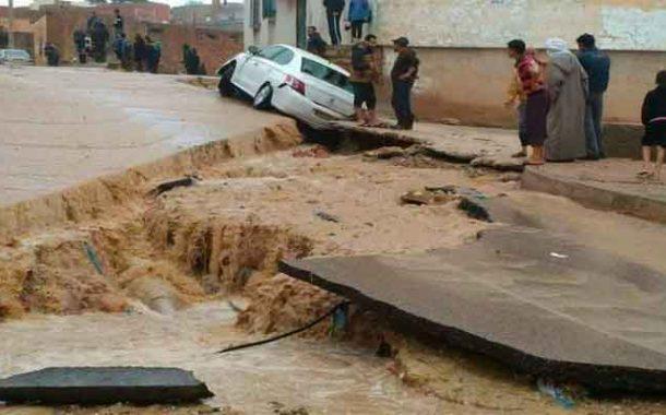 دحمون يدعو رؤساء البلديات للقيام بإجراءات استباقية لمواجهة الاضطربات الجوية