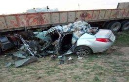 حرب الطريق تخلف 74 قتيلا و 271 جريحا خلال الأسبوع المنصرم