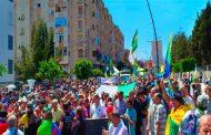 الحراك الشعبي في جمعته الـ26 : المطالبة بتكريس سيادة الشعب و القانون