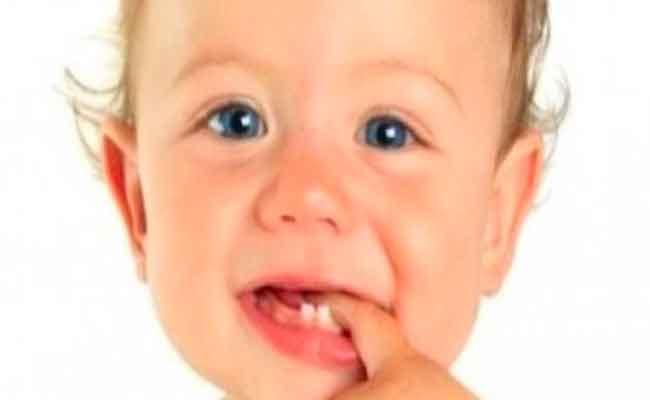 نفسية الطفل عند التسنين...