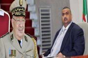 الجنرال القايد صالح يضحي بيده اليمنى ووكيله في تجارة المخدرات