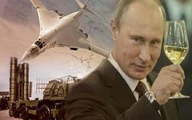 القايد صالح سيستعين بروسيا لمواجهة الشعب مقابل 5 ملايير دولار صفقة أسلحة