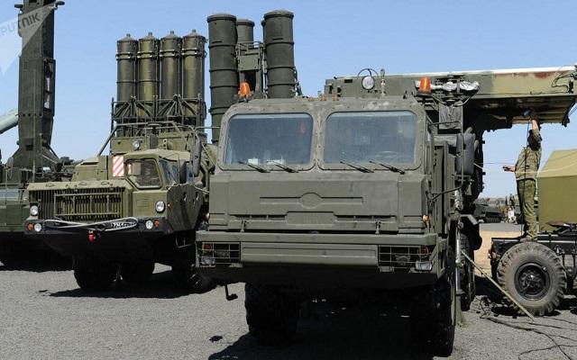 """في روسيا القوات التركية تبدء التدريبات على منظومة """"إس-400"""""""