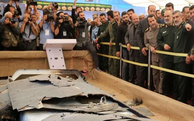 إيران تذكر أمريكا وإسرائيل وبريطانيا بالذي أُسقِط وتعدهم بأن القادم أخطر