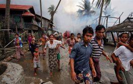 مئات ألاف من المسلمين مهددون بالإبادة في بورما