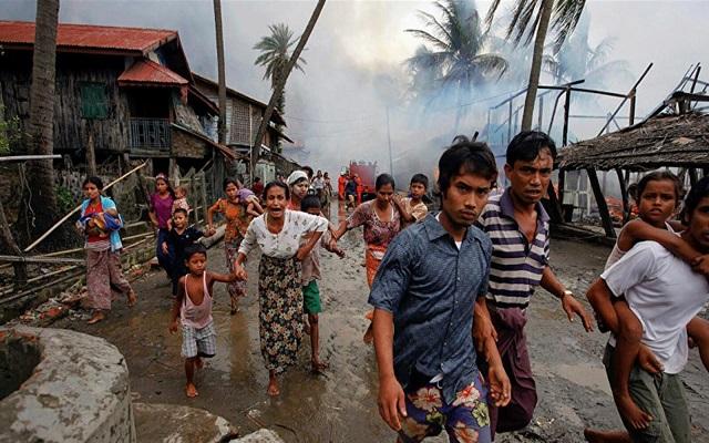 شرطة بنغلاديش تقتل لاجئ رابع من الروهينغا بينران