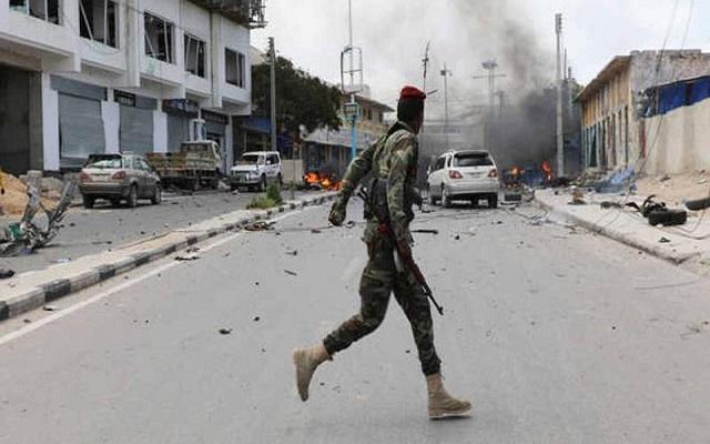 هجوم على قوات أميركية في الصومال...