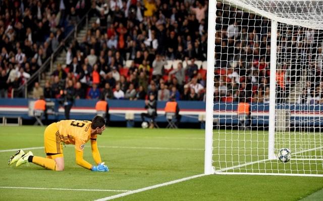 كورتوا خيب الآمال مع ريال مدريد...