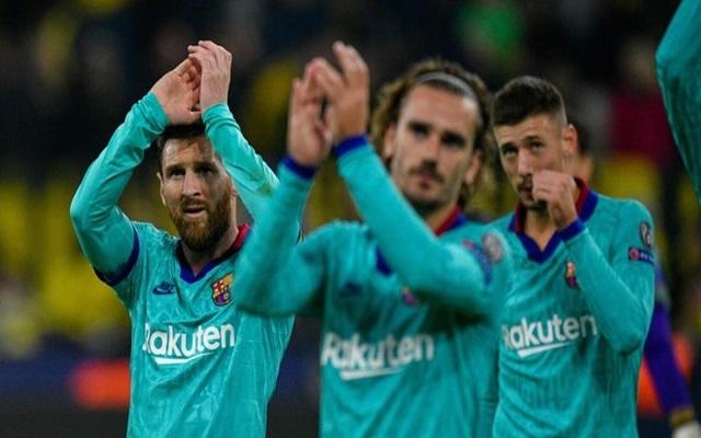 رقم قياسي إيرادات برشلونة تتخطى حاجز مليار يورو...