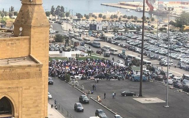 لاجئون الفلسطينيون في لبنان يطالبون أوروبا وكندا بفتح أبواب الهجرة