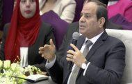 السيسي يرد على الممثل المصري ويخوف الشعب بسيناريو سوريا...