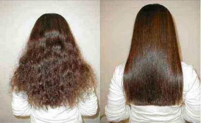 ما الذي يؤدي إلى جفاف شعركِ بعد الفرد...؟