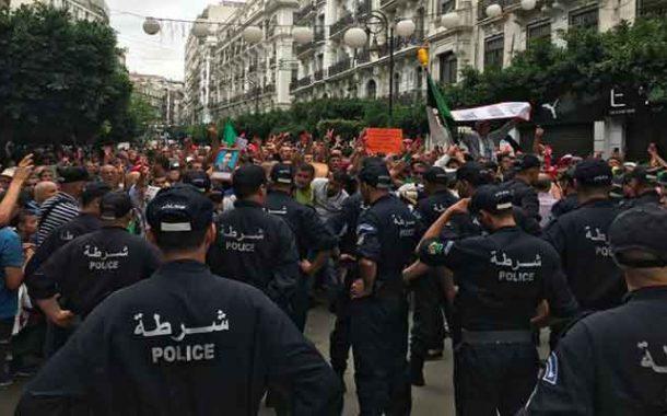 الحراك الشعبي في جمعته الـ31: صمود و إصرار على التغيير