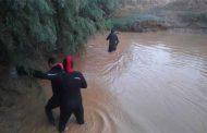 الحماية المدنية تنتشلجثة شاب سقط بواد الشلف بعين الدفلى