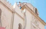 محاولة نجل برلماني الانتحار فوق مقر بلدية فوكة في تيبازة