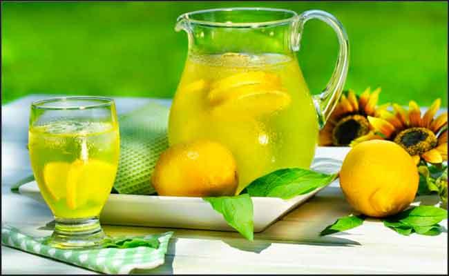 ما هي أسهل طريقة لتحضير منقوع الليمون...؟