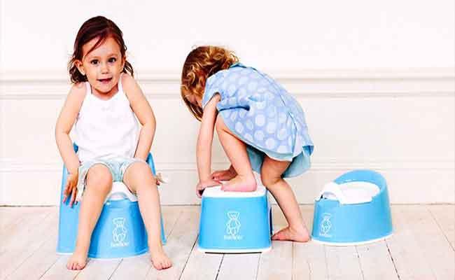 التدرّب على استعمال النونية خطوة جبّارة للطفل ومهمة شاقة للأم...