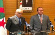 وزير الخارجية بوقدوم يجدد تمسك الجزائربحل سياسي للأزمة الليبية