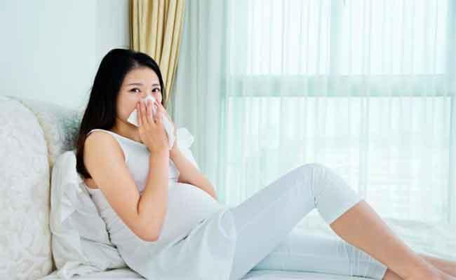 ما هي خطوات علاج نزلة البرد للحامل...؟
