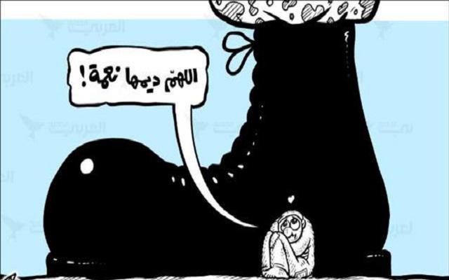 الجمعة الأخيرة جسدت الخوف الكبير الذي عند الشعب الجزائري من القايد صالح