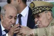 فضيحة تبون جمع التوقيعات عبر الحواجز الأمنية  ونتحدى القايد صالح بنشر قائمة الموقعين على استمارة المترشحين