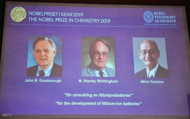 3 علماء يتقاسمون جائزة نوبل للكيمياء...